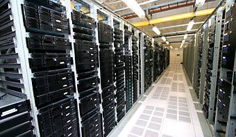 PCS Data Center Servers
